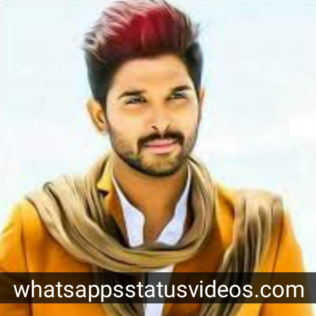 Allu Arjun Allu Arjun new movie Whatsapp Status Video
