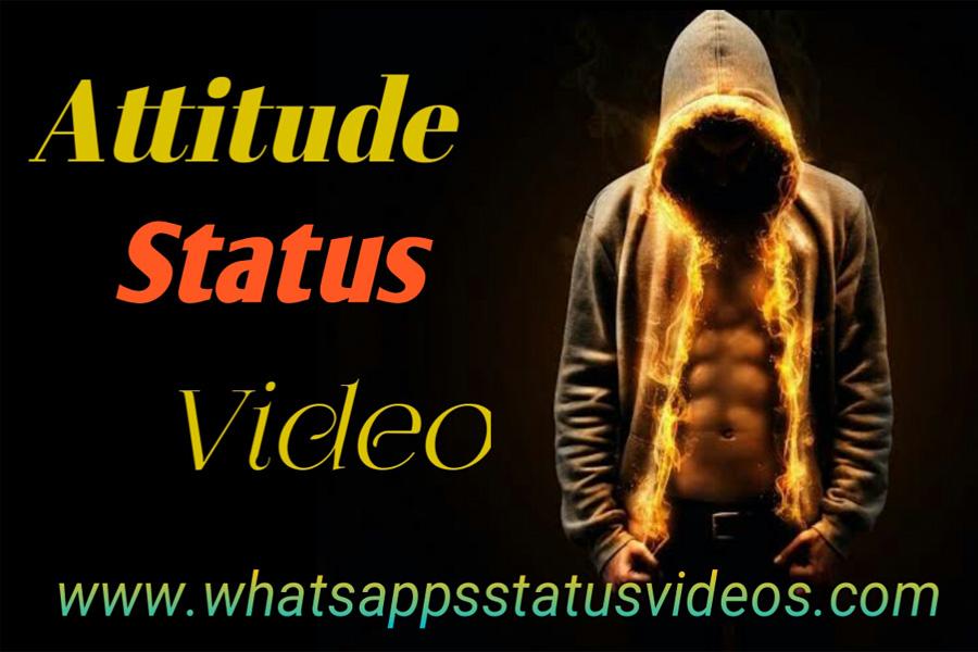Attitude Status in Hindi Attitude Status Video Whatsapp Status