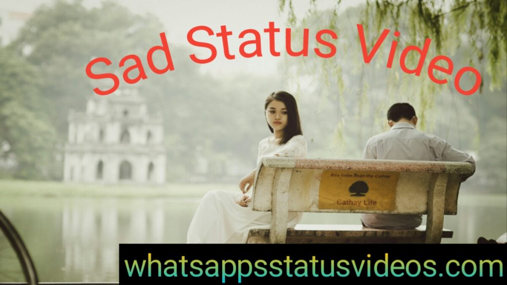 Sad Status in Hindi Whatsapp Status Video Sad Status Video
