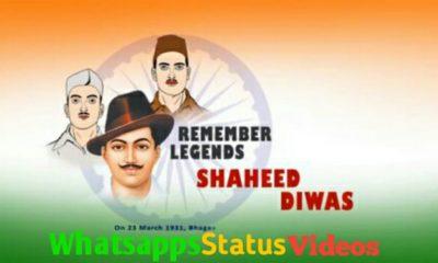 23 March 2020 Shaheed Diwas Status Video