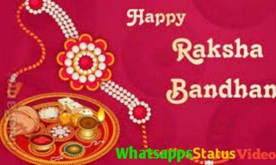 Raksha Bandhan Status Happy Raksha Bandhan Wish Status