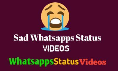 Sad Whatsapp Status Videos