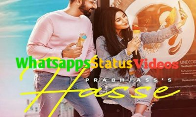 Hasse Song Prabh Jass Whatsapp Status Video