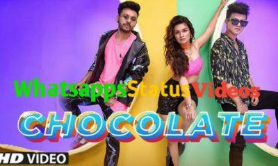 Chocolate Song Tony Kakkar Whatsapp Status Video
