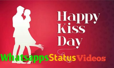 Happy Kiss Day Special Whatsapp Status Video