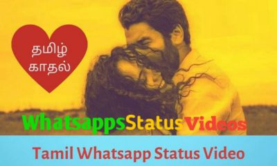 Latest Tamil Whatsapp Status Video
