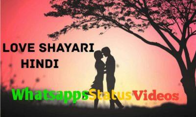 Love Shayari Whatsapp Status Video Free Download 2020