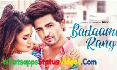 Badami Rang Song Nikk Whatsapp Status Video
