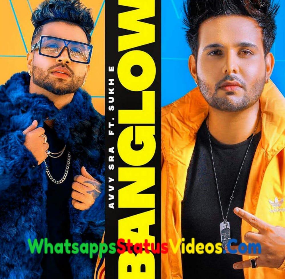 Banglow Song Avvy Ft Sra Afsana Khan Whatsapp Status Video