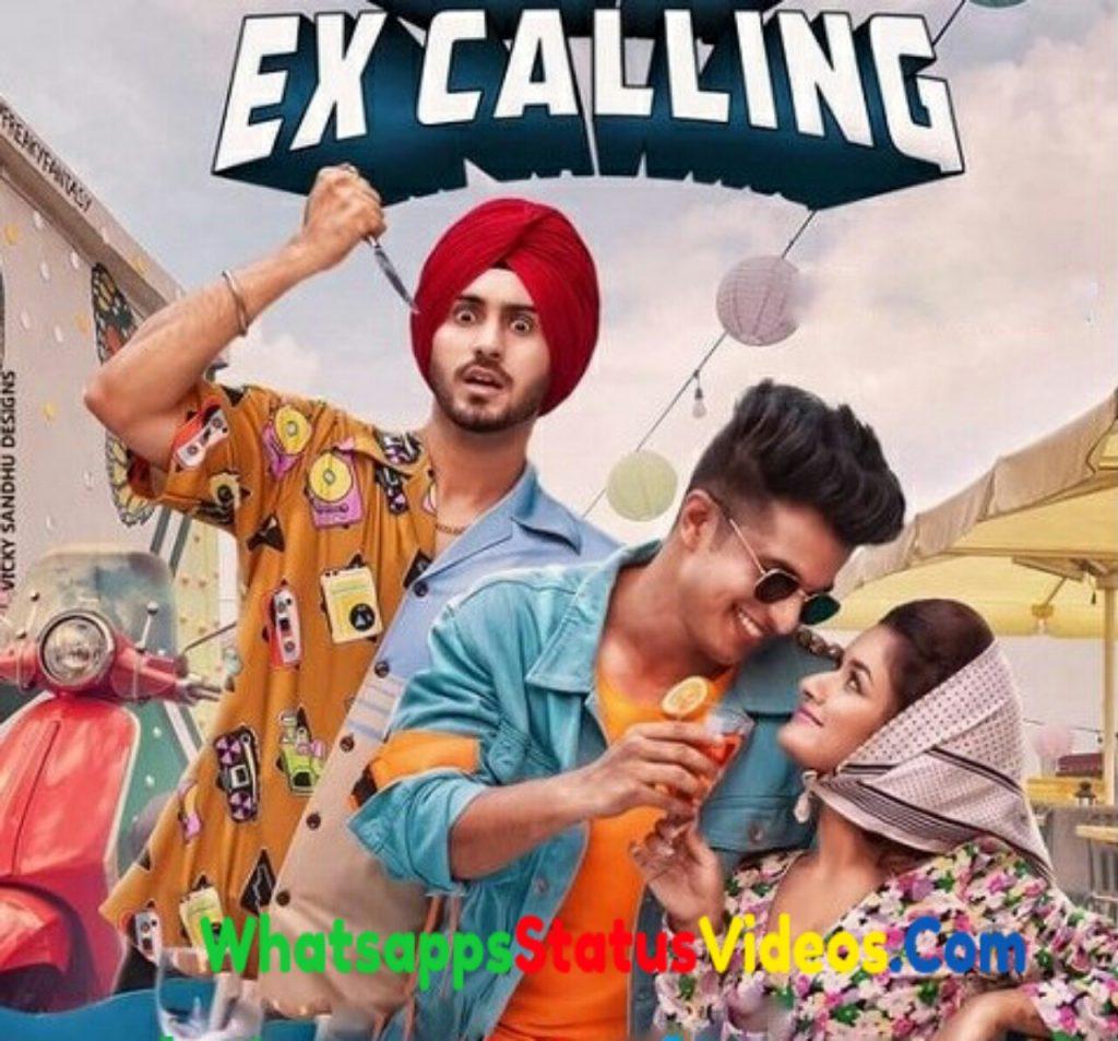 Ex Calling Song Rohanpreet Singh Whatsapp Status Video