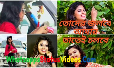 Toder Jolbe Amar Tatei Cholbe Ariyoshi Synthia Whatsapp Status Video
