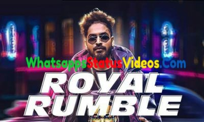 Emiway Bantai Royal Rumble Status Video Song Download