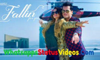 Fallin For You Song Shrey Singhal Whatsapp Status Video Download