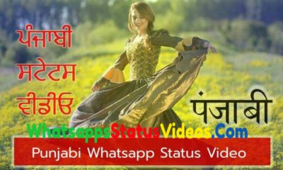 Punjabi Attitude Whatsapp Status Video Song Download