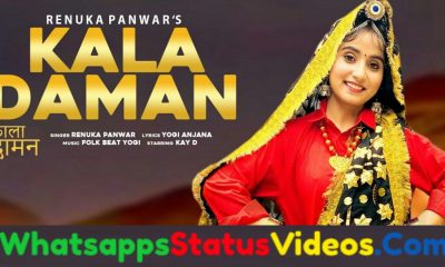 Kala Daman Song Renuka Panwar Whatsapp Status Video Download