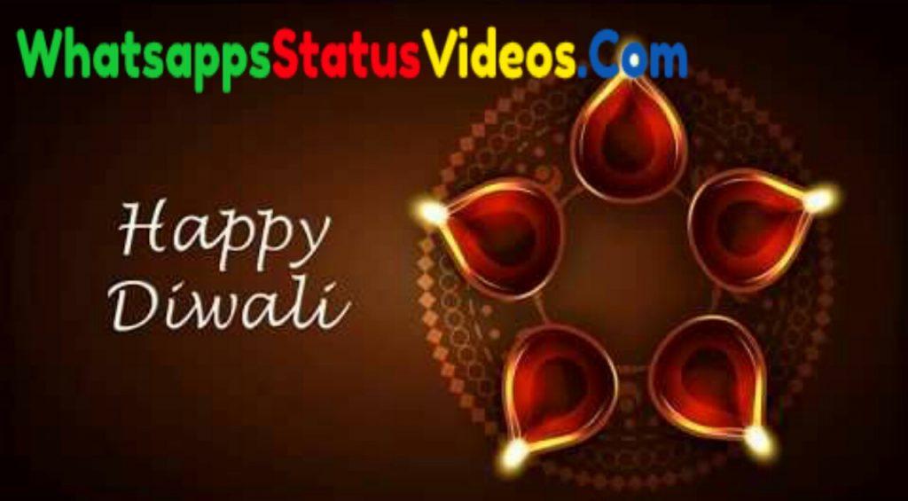 Happy Diwali Wishes WhatsApp Status Video Download