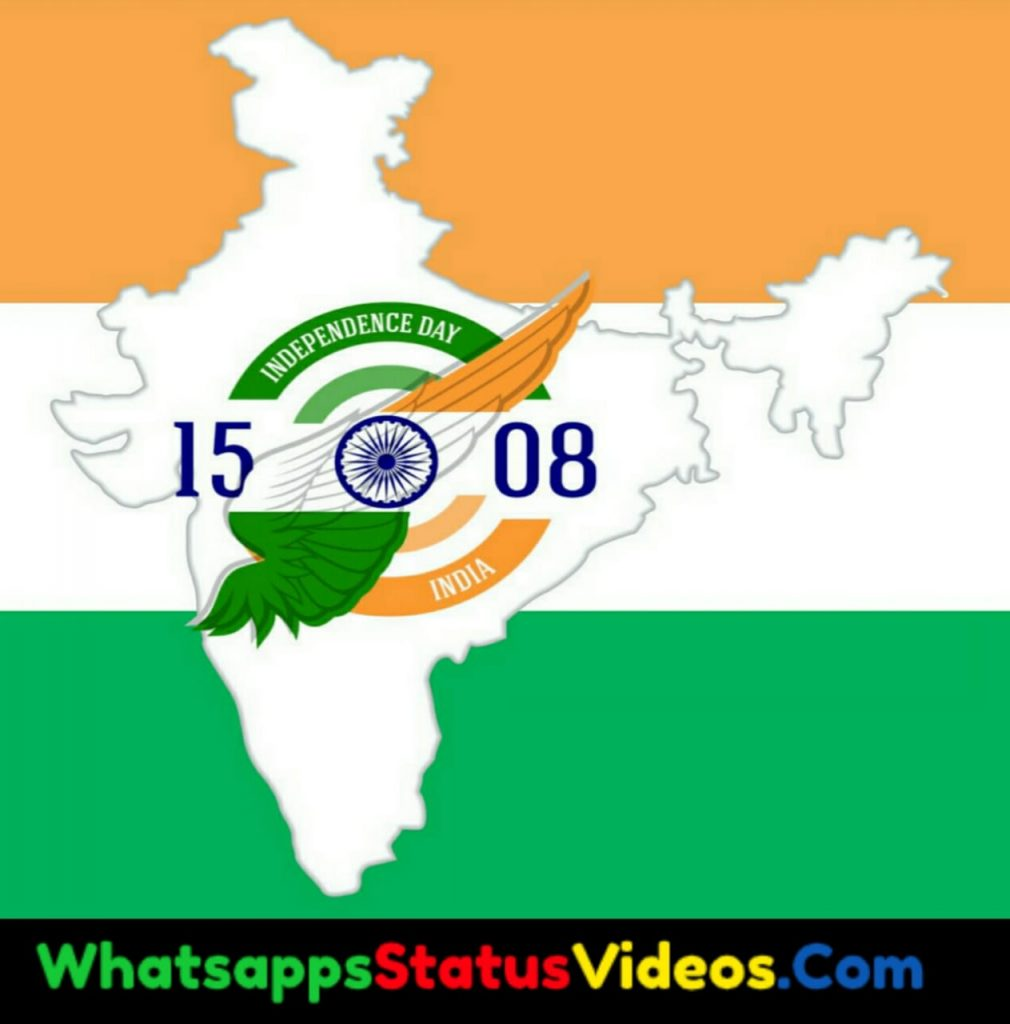 Happy Independence Day Wishes Whatsapp Status Video 2021