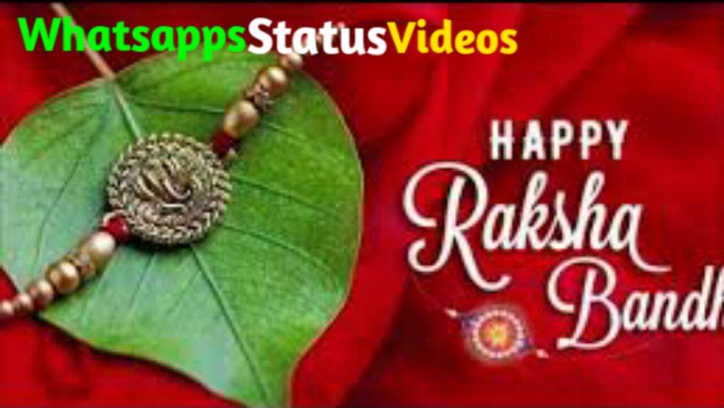 Happy Raksha Bandhan Wishes  Whatsapp Status Video 2021