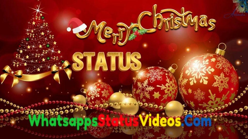 Merry Christmas 2021 Whatsapp Status Video Download