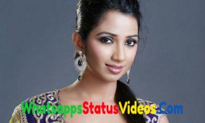 Shreya Ghoshal Whatsapp Status Video Song Download