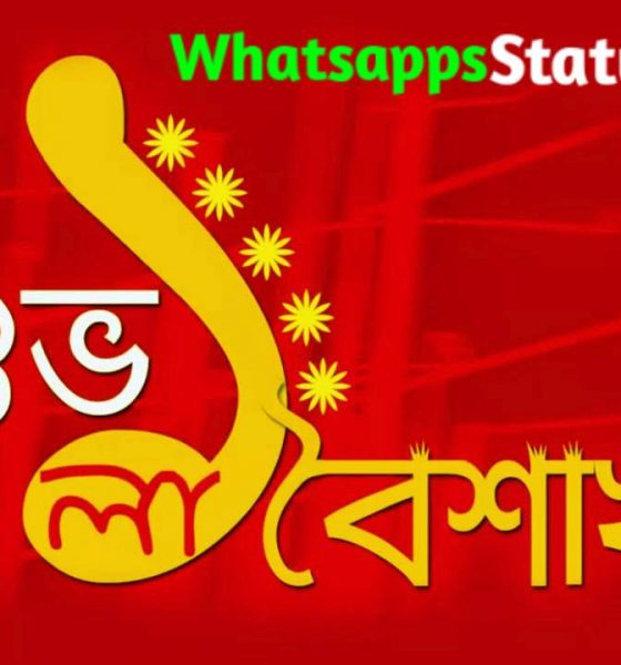 Subho Noboborsho Special Whatsapp Status Video Download