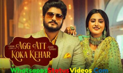 Agg Att Koka Kehar Gurnam Bhullar Whatsapp Status Video Download