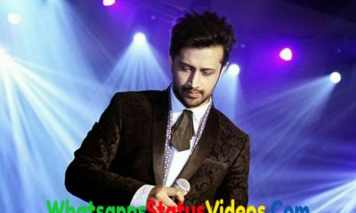 Atif Aslam HD Whatsapp Status Video Song Download
