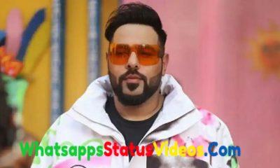 Badshah Latest Brand New Whatsapp Status Video Song Download