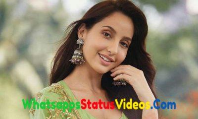 Nora Fatehi Whatsapp Status Video Song Download