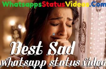 199+ Sad WhatsApp Status Video Download
