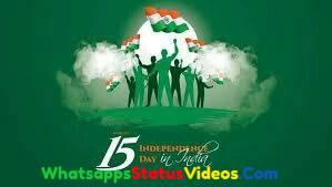 Vande Mataram 15 August Special Whatsapp Status Video Download